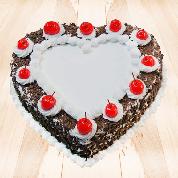 Typical Black Forest Cake