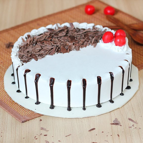 Organised Black Forest Cake
