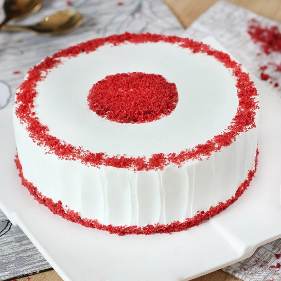 Unique Redvelvet Cake