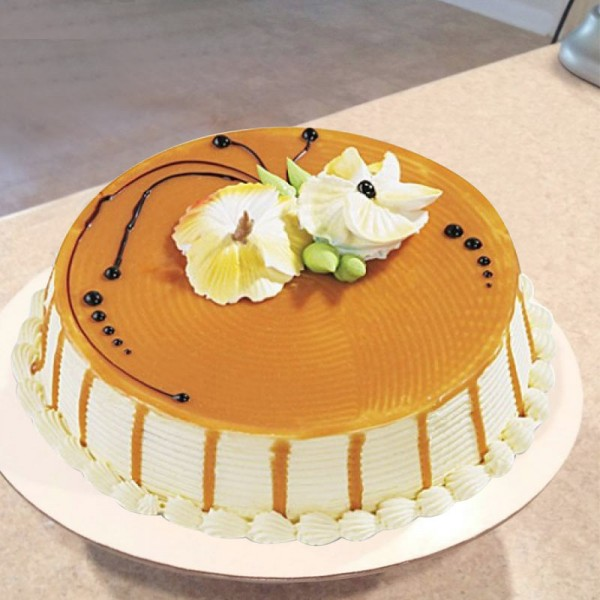 Sovereign Caramel Cake