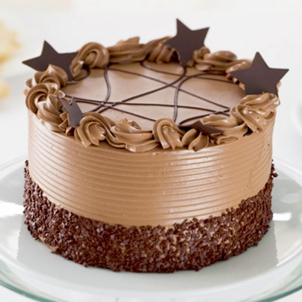 Rich Chocolate Chocolate cream Cake