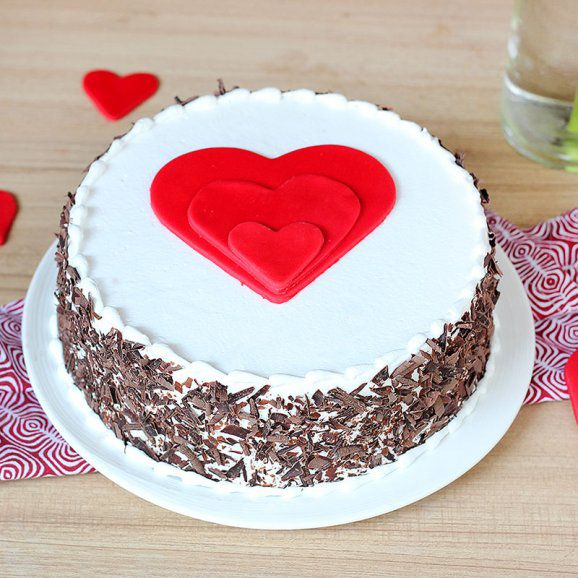 Simple Love Black Forest Cake