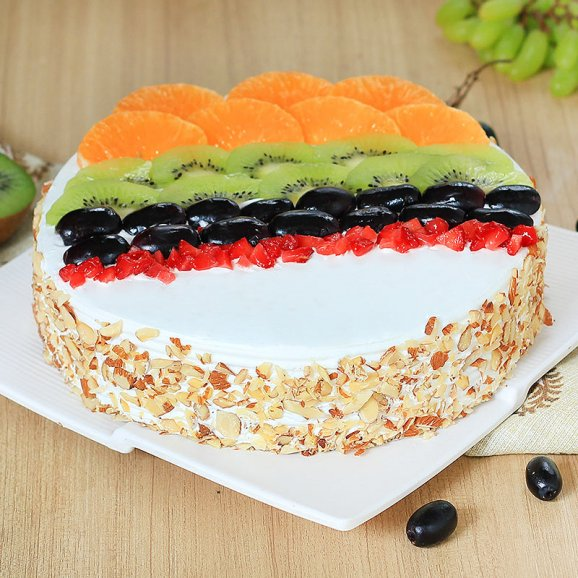 Basketfull Fruit Cake