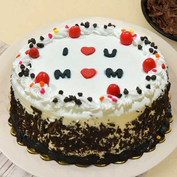 Matchless Black Forest Cake