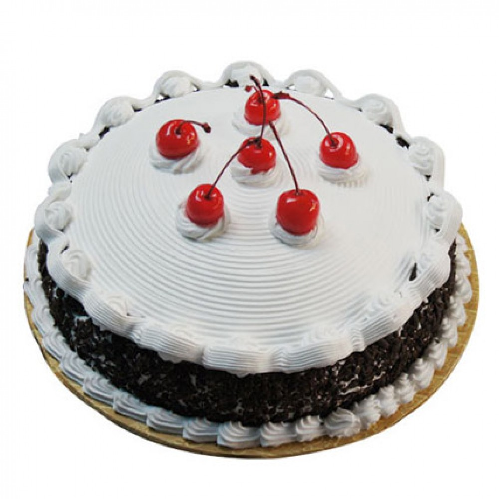 Classic Cherry Black Forest Cake